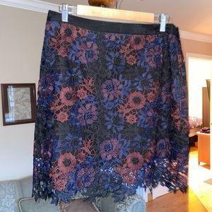 TOPSHOP skirt size 10 TALL